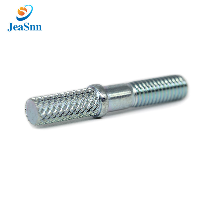 Steel Glossy Zink Plated Fasteners Screws for sale