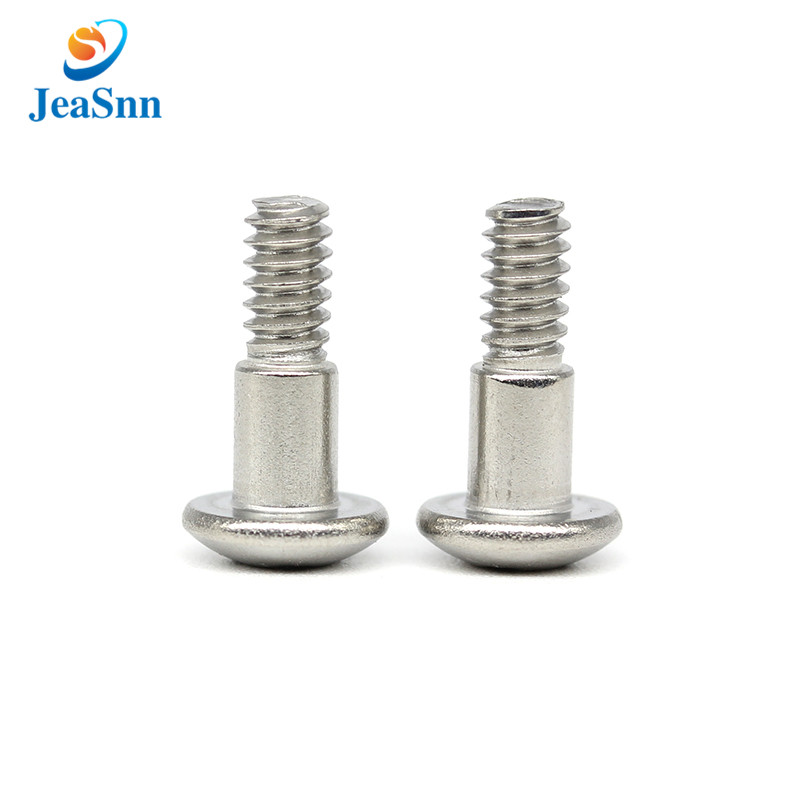 Customized M3 Stainless Steel Step Screw Bolt for sale