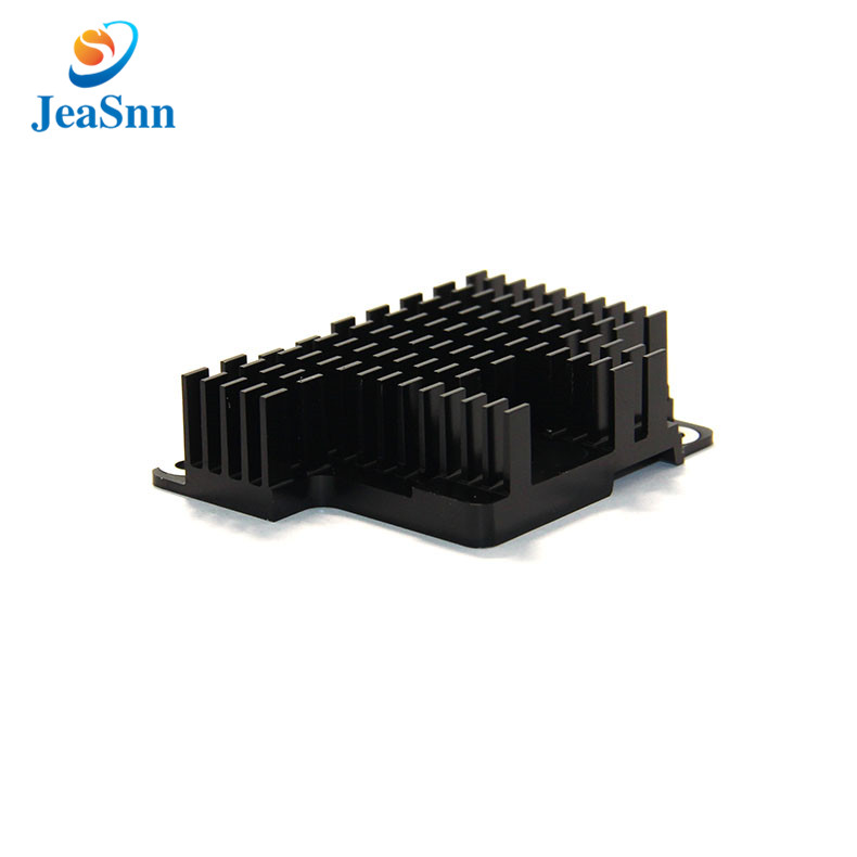 Anodizing Square Heat Sink Aluminum Projector Heatsink for sale