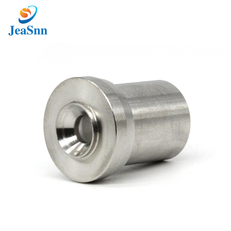China Precision Stainless steel Cnc Lathe Turned Components for sale