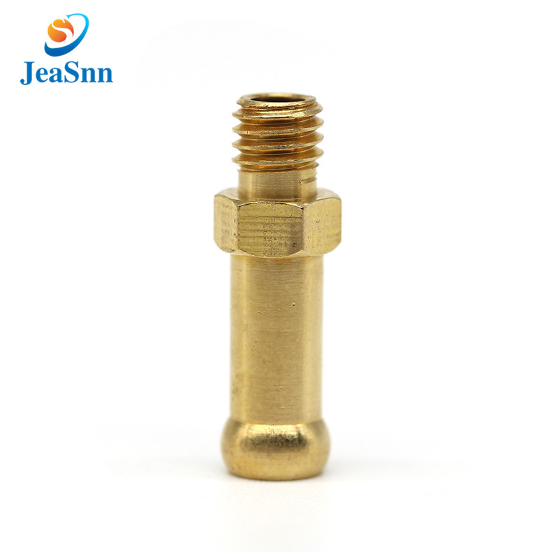 Custom Cnc Machined Small Brass Parts Suppliers for sale
