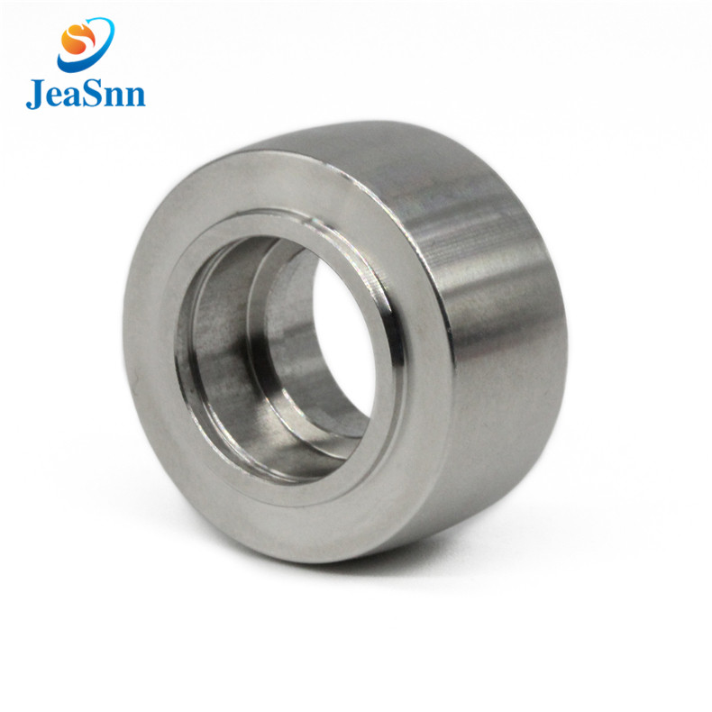 Small metal machining 304 stainless steel parts for mask making machine for sale