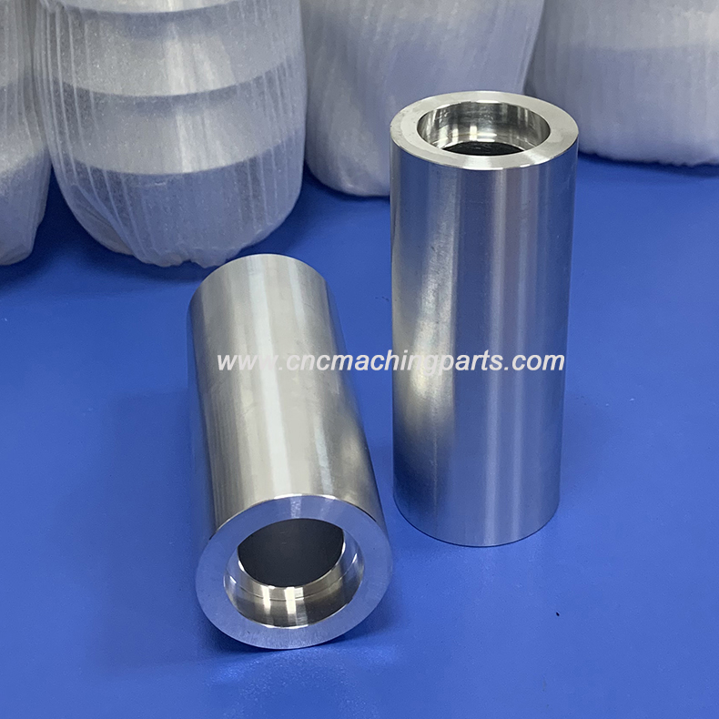 Precision turning fabricated aluminum turned parts for face mask machine for sale