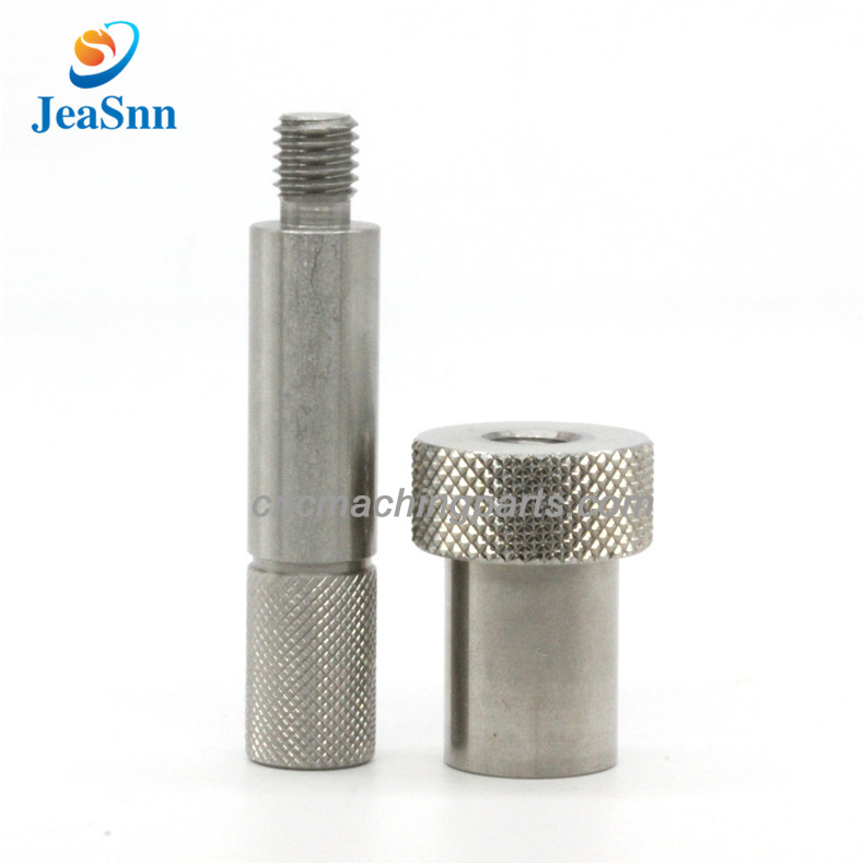 Micro precision metal turned steel parts for n95 mask making machine for sale