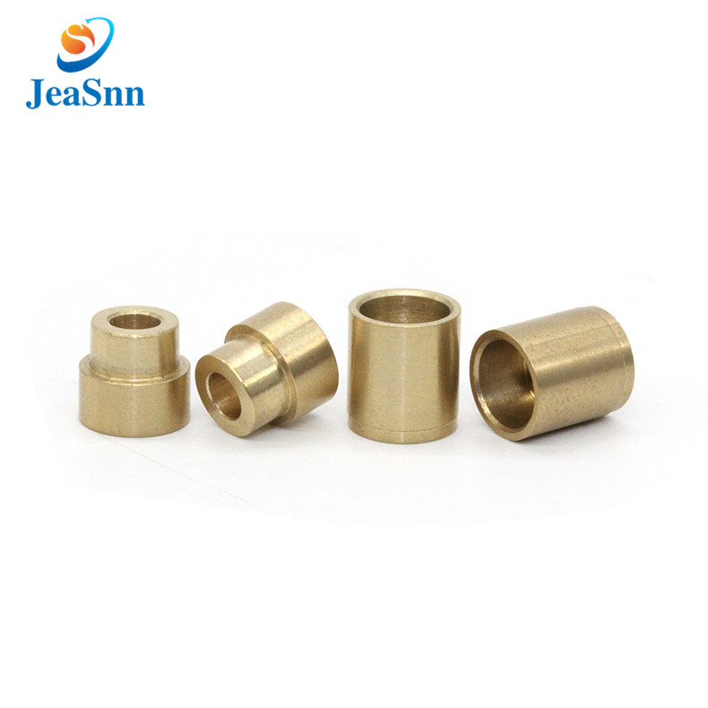 Custom round brass bushing for Infrared thermometer for sale