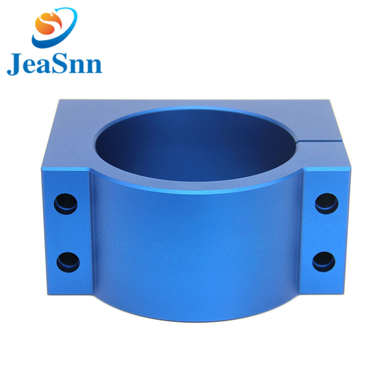 CNC Machining rapid prototyping service aluminum spindle bracket spindle mount for sale