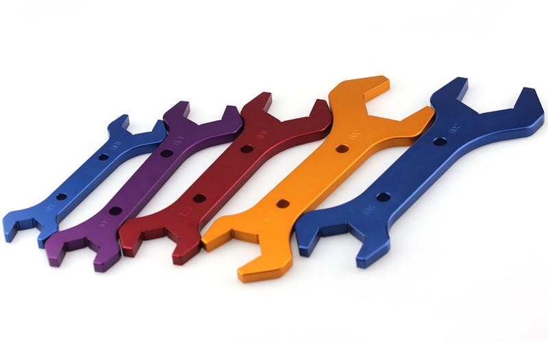 Hot sale product Aluminum wrench- AN Aluminum Wrench Set 3AN-20AN