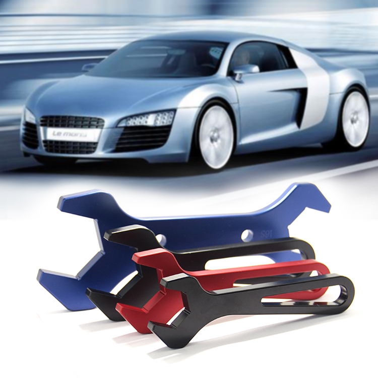 Special hardware an adjustable spanner aluminum an fitting wrench for car for sale