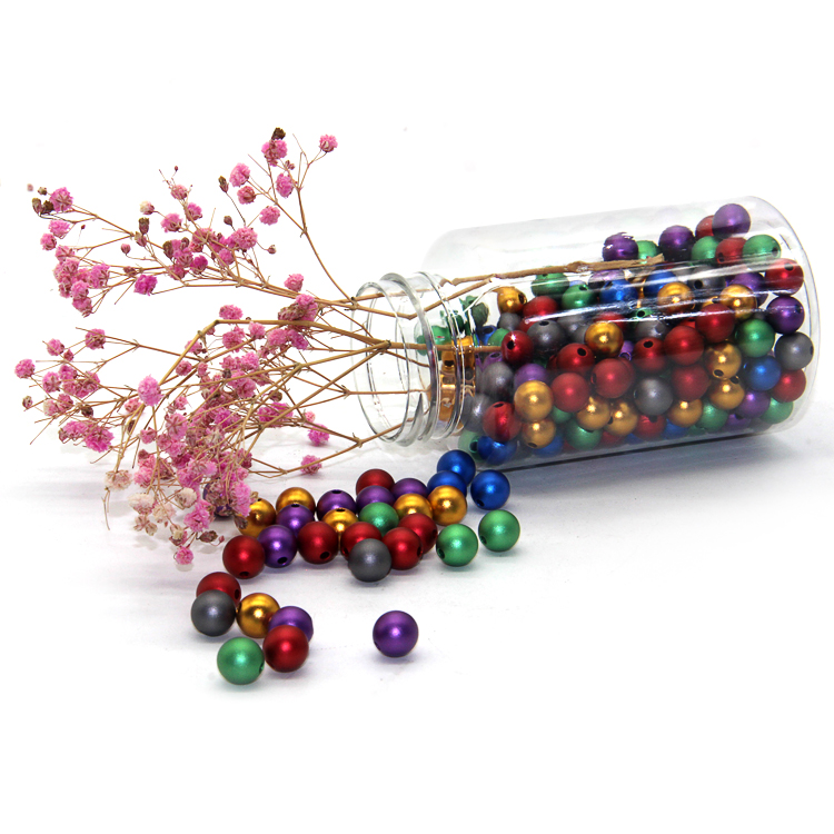 Your DIY crafting projects partner---Aluminum Beads