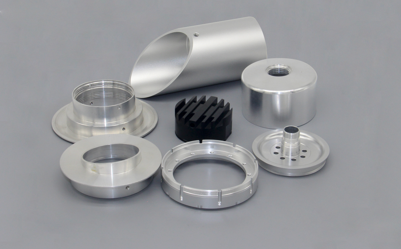 The role of aluminum parts in lighting accessories